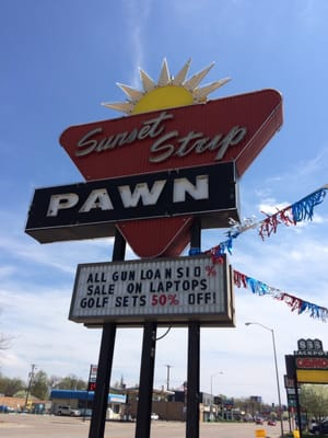 Sunset strip pawn pawnoffer for Sunset pawn and jewelry